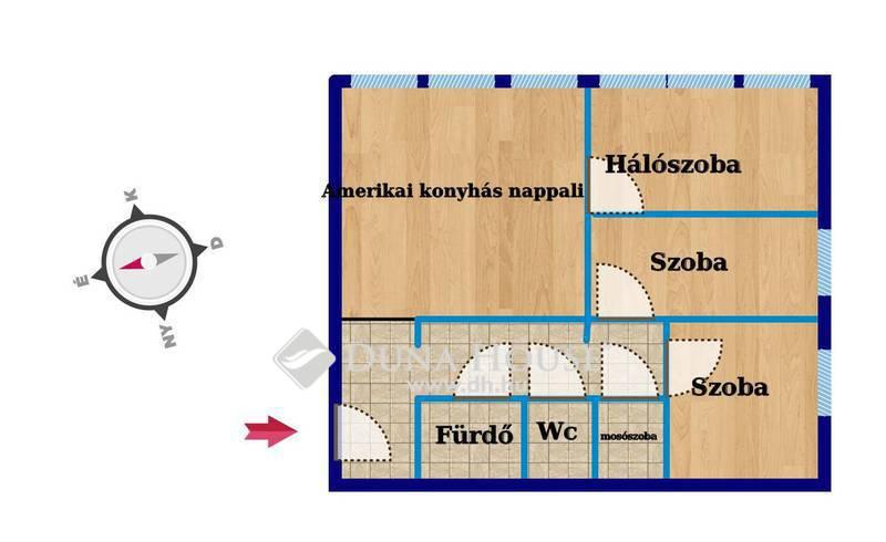 Eladó Lakás, Budapest, 11 kerület, Cirmos utca