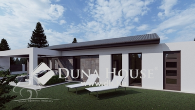 Eladó Ház, Győr-Moson-Sopron megye, Nyúl, ÚJ ÉPÍTÉSŰ KÖRNYEZETTUDATOS HÁZ