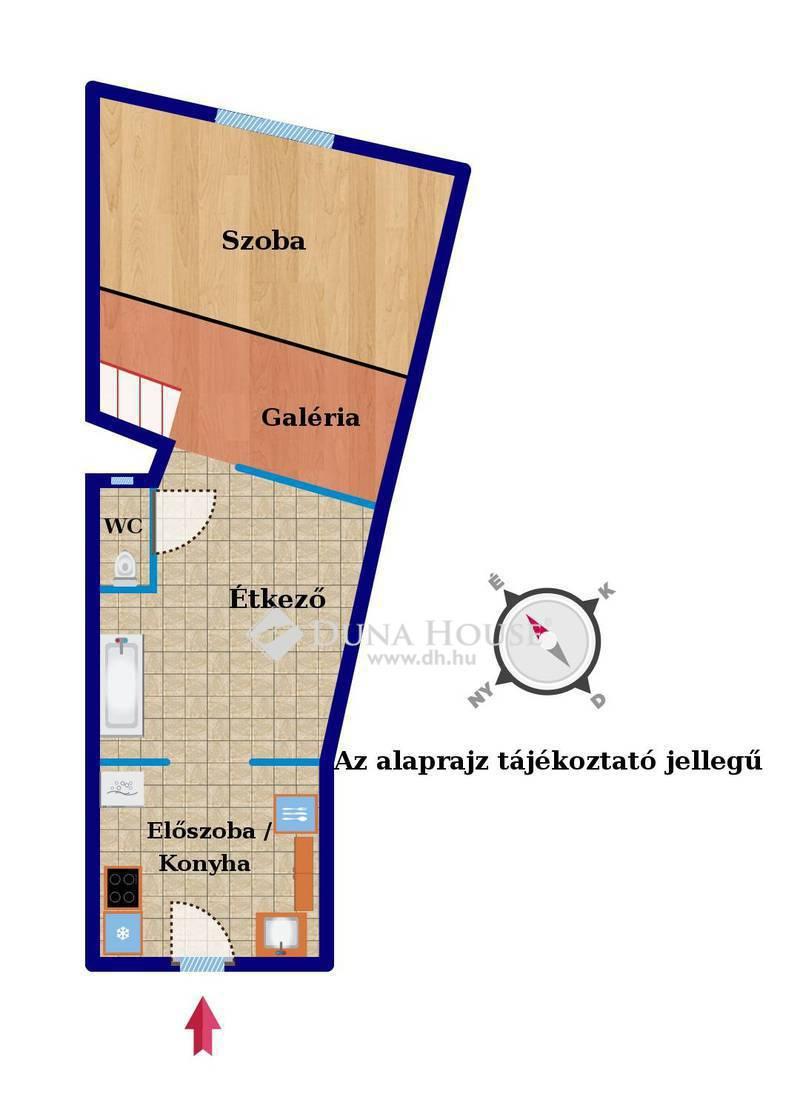 Eladó Lakás, Budapest, 13 kerület, JÓ ÁLLAPOTÚ TÉGLA lakás 24M FT ALATT liftes házban