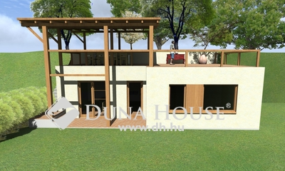 Eladó Ház, Pest megye, Százhalombatta, Óvárosban tetőteraszos, napelemes, új építésű ház