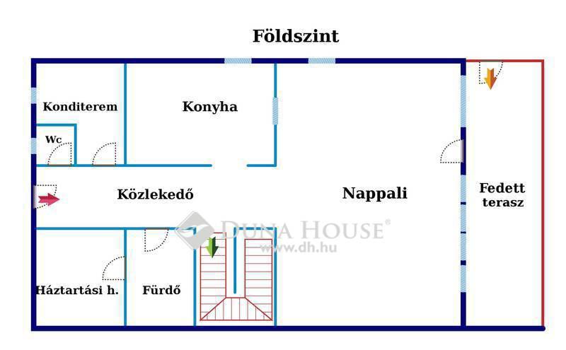 Eladó Ház, Bács-Kiskun megye, Kecskemét, Hunyadiváros sorházas környéke