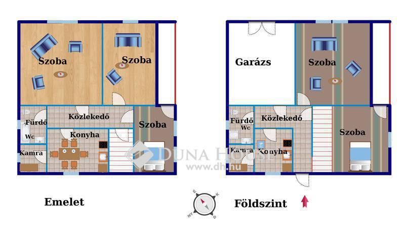 Eladó Ház, Baranya megye, Drávaszabolcs, Köztársaság tér
