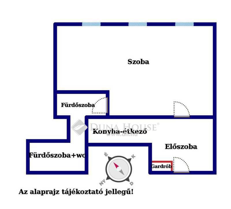 Eladó Lakás, Budapest, 1 kerület, Vár lábánál, frissen felújított, szuper lokáció