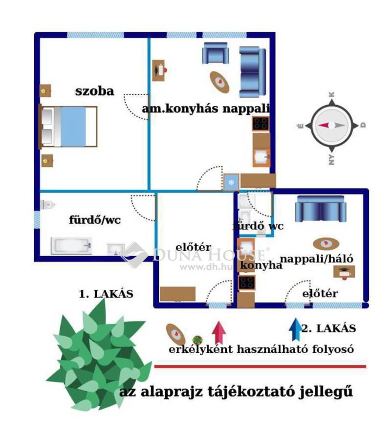 Eladó Lakás, Budapest, 3 kerület, VIHAR U. KÉT LAKÁSSÁ ALAKÍTOTT,TELJESEN FELÚJÍTOTT