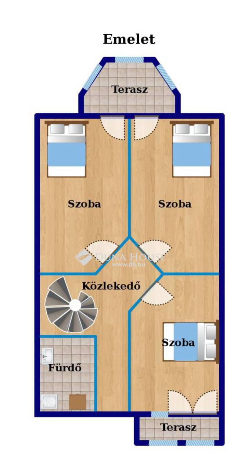 Eladó Ház, Komárom-Esztergom megye, Kisbér, Kisbér legszebb részén