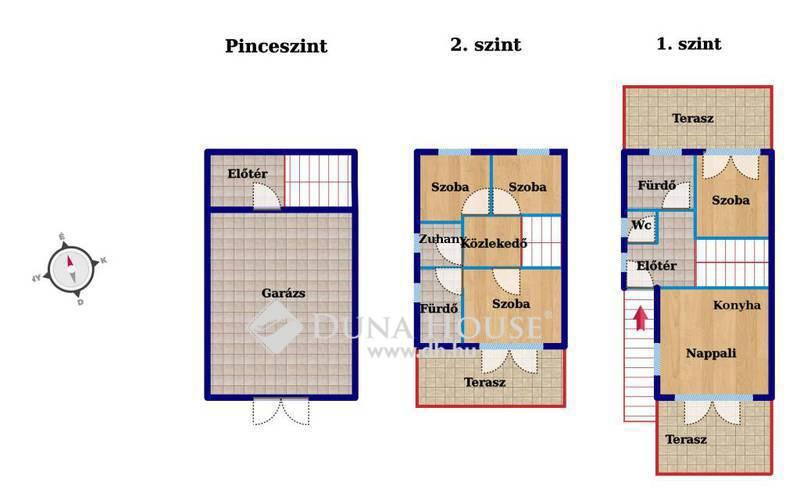 Eladó Ház, Pest megye, Mogyoród, központi rész
