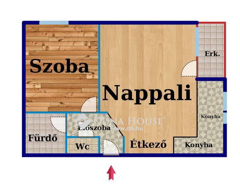 Eladó Lakás, Budapest, 11 kerület, Nagyon csendes, kertvárosias