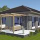Eladó Ház, Bács-Kiskun megye, Ballószög, Ballószögi napelemes, nappali+3 szobás családi ház