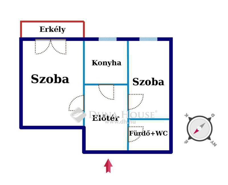 Eladó Lakás, Baranya megye, Pécs, Bajcsy-Zsilinszky utca