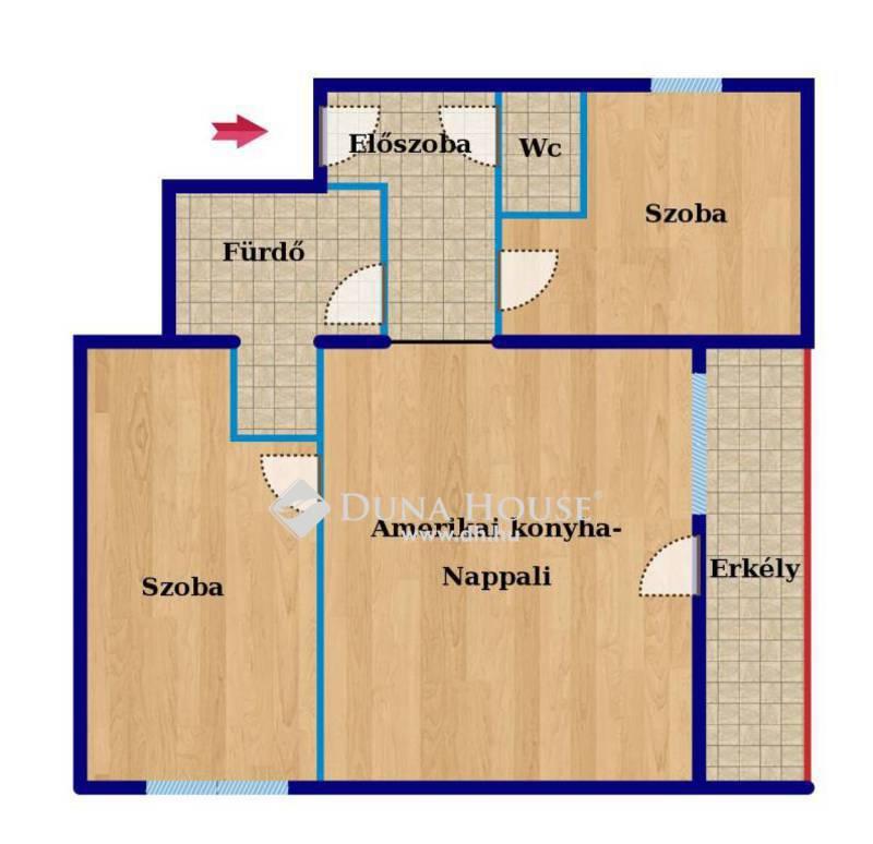 Eladó Lakás, Baranya megye, Pécs, Mecsek oldali igényesen felújított lakás eladó