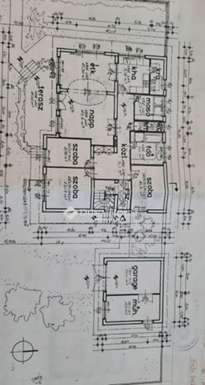 Eladó Ház, Baranya megye, Harkány, === Többgenerációs családi ház Harkányban===