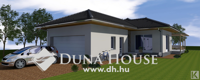 Eladó Ház, Bács-Kiskun megye, Kecskemét, Új napelemes, nappali+3 szobás dupla garázsos ház