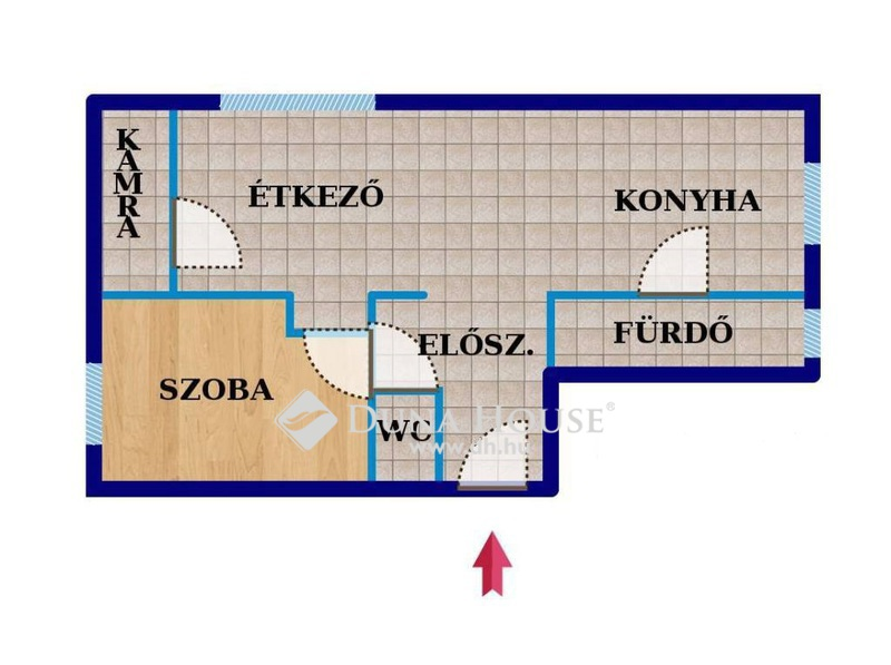 Eladó Lakás, Budapest, 10 kerület, Laposdűlő kedvelt részén eladó lakás