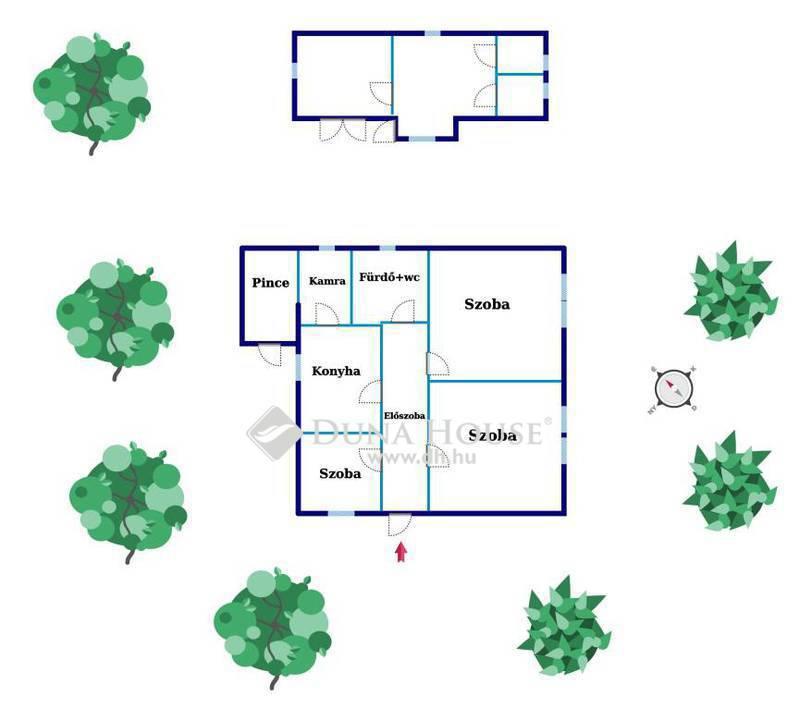 Eladó Ház, Pest megye, Diósd, Csendes utcában