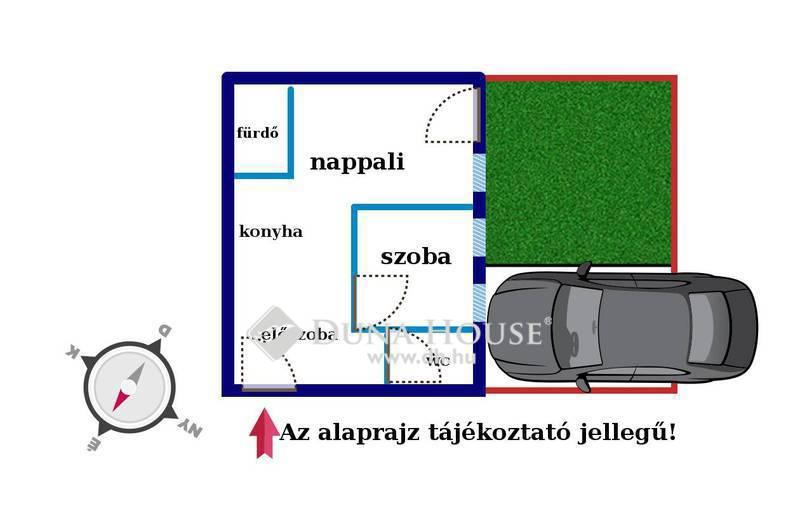 Eladó Lakás, Budapest, 13 kerület, Frangepán köz
