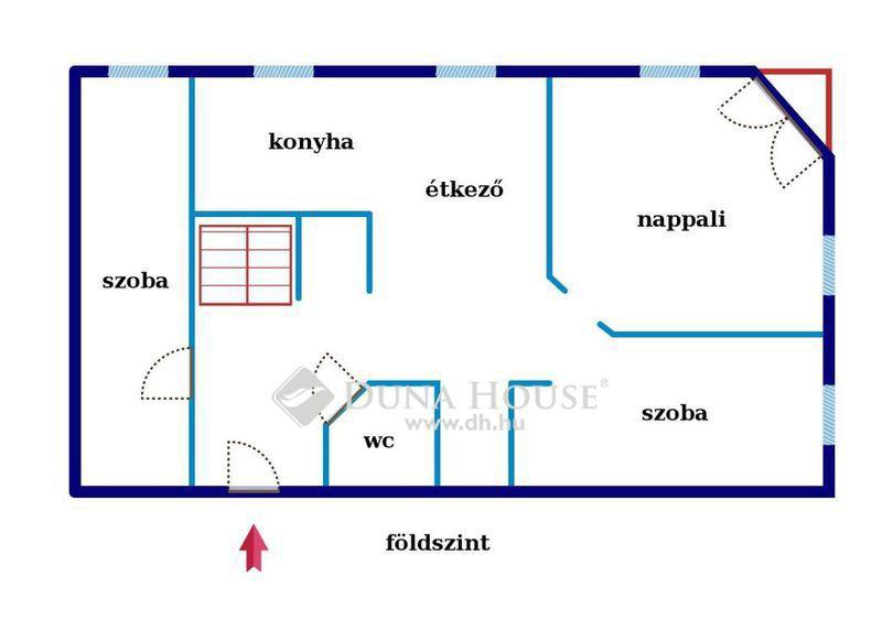 Eladó Lakás, Bács-Kiskun megye, Kecskemét, Belvárosi igényes lakás