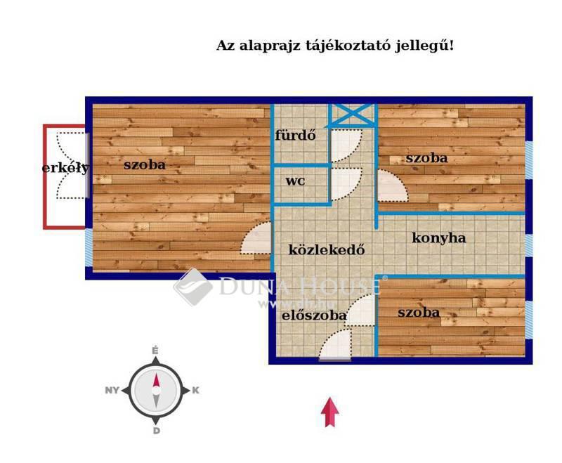 Eladó Lakás, Veszprém megye, Veszprém, Haszkovó lakótelep
