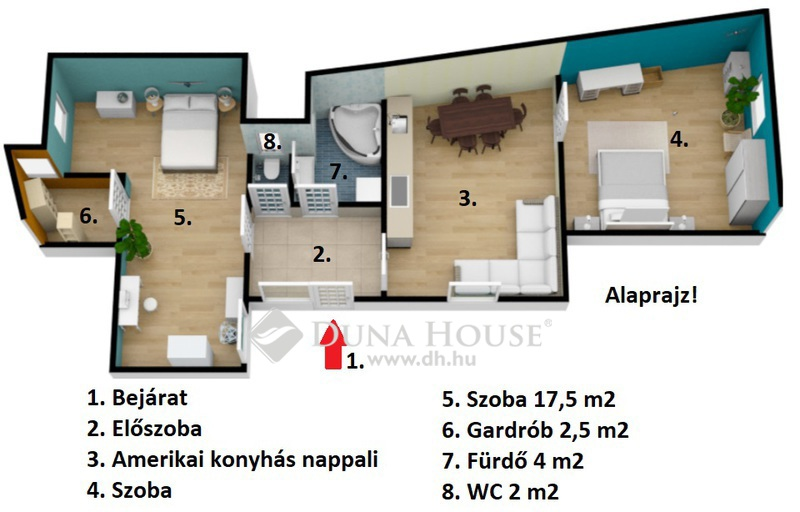 Eladó Lakás, Budapest, 12 kerület, Csaba utca