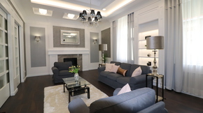 Eladó lakás, Budapest 5. kerület, Bútorozott, luxus lakás Lipótvárosban!