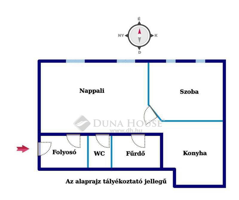 Eladó Lakás, Budapest, 13 kerület, Szent László úton eladó újszerű 2 szobás lakás