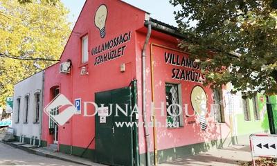 Eladó üzlethelyiség, Budapest, 10 kerület, Gyárdűlő lakótelepen, jó helyen