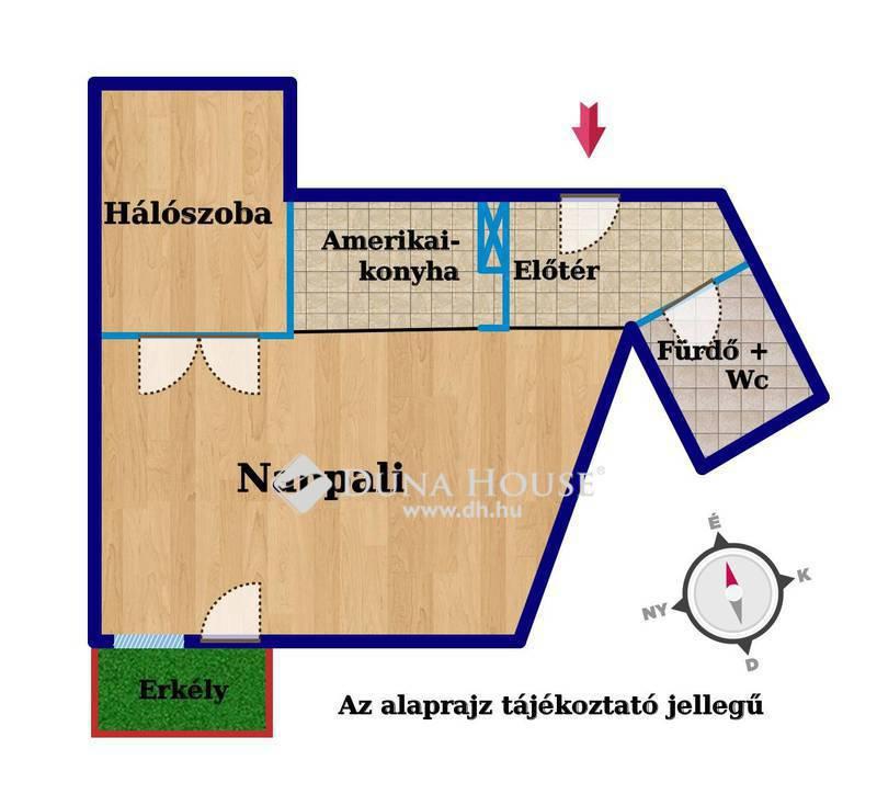 Eladó Lakás, Budapest, 8 kerület, Corvin és Fűvész kert közeli, újszerű liftes ház