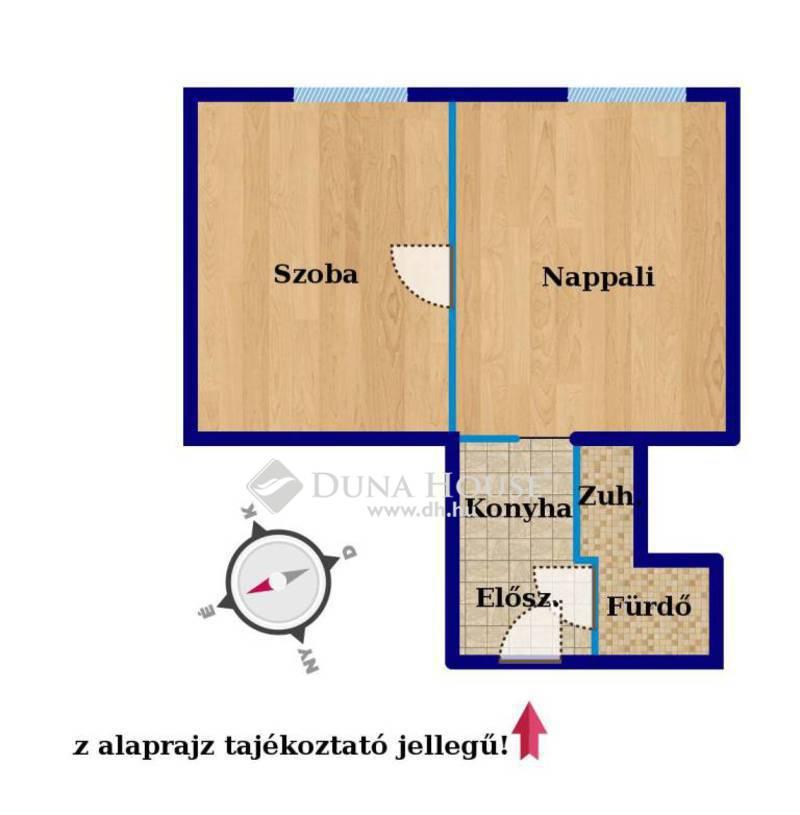 Eladó Lakás, Budapest, 20 kerület, Pöltenberg utca, 2 szoba, cirkó, tároló!