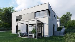 Eladó ház, Budaörs, Panorámás, luxus családi ház a város felett!