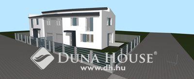 Eladó Ház, Budapest, 18 kerület, Újépítésű HŐSZIVATTYÚS ikerház bal oldali