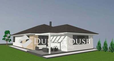 Eladó Ház, Fejér megye, Székesfehérvár, Új, egyszintes, nappali + 3 egész szoba, garázs