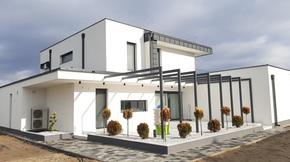 Eladó ház, Debrecen, LUXUS ház a Huszti Lakóparkban