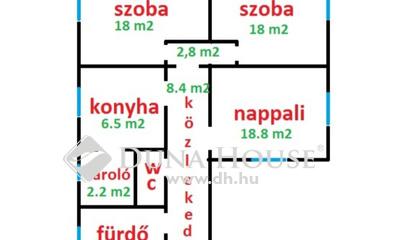 Eladó Lakás, Baranya megye, Pécs, Fehérhegy