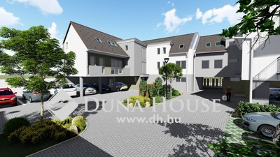 Eladó Lakás, Bács-Kiskun megye, Kecskemét, Modern, értékálló új építésű lakás - 55,4 nm