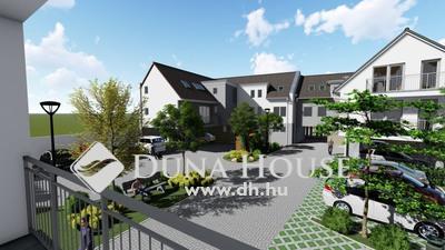 Eladó Lakás, Bács-Kiskun megye, Kecskemét, Modern, értékálló új építésű erkélyes - 40,7 nm